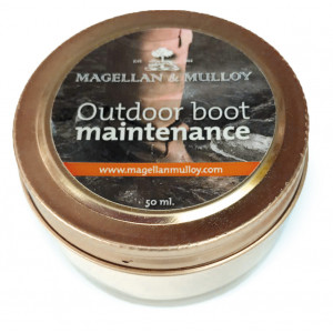 Outdoor Boot Maintenance, 50ml, 2 stuks